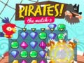 Игра Pirates! The Match-3