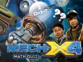 Game Mech X4 Math Quiz