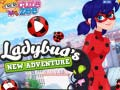 Game Ladybug New Adventure