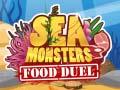 Sea Monster Food Duel ﺔﺒﻌﻟ