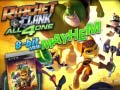 Hry Ratchet and Clank: All 4 One 8-bit Mini Mayhem