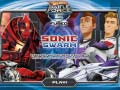 Spel Battle Force 5 Sonic Swarm