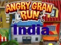 Game Angry Gran Run India