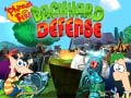 Spiel Phineas and Ferb: Backyard Defence