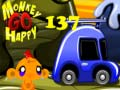 Ігра Monkey Go Happy Stage 137