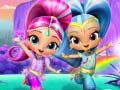 Shimmer and shine Rainbow waterfall adventure ﯼﺯﺎﺑ