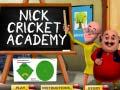 Játék Nick Cricket Academy