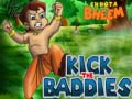 Παιχνίδι Chhota Bheem Kick the Baddies