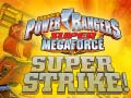 Spēle Power Rangers Super Megaforse: Super Strike