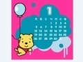 Игра Create your own calendar