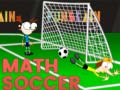 Game Math Soccer