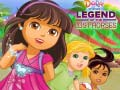 Spēle Dora and Friends Legend of the lost Horses