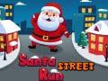 Spel Santa Street Run