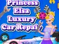 Gioco Princess Elsa Luxury Car Repair