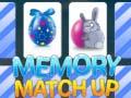 Gioco Memory Match Up