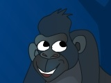 Игра Gorillas in the Jungle
