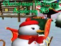 Christmas Delivery Academy 3D ﺔﺒﻌﻟ