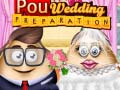 Gioco Pou Wedding Preparation