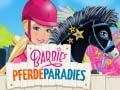 Spēle Barbie: Barbies Pferde Paradies