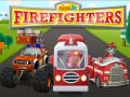 Spiel Blaze And The Monster Machines: Firefighters