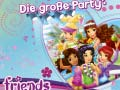 Ігра Friends: Die große Party