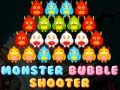 Игра Monster Bubble Shooter