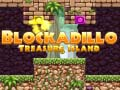 Gra Blockadillo Treasure Island