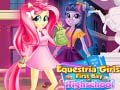 Ойын Equestria Girls First Day at School