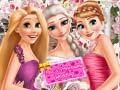 Igra Eliza and princesses wedding