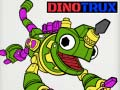 Game Dinotrux paint