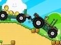 Игра Mario Tractor 4