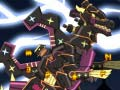 Игра Combine! Dino Robot Ninja Tyranno