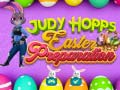 Παιχνίδι Judy Hopps Easter Preparation