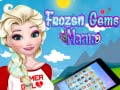 Игра Frozen Gems Mania