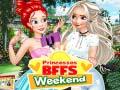 Gra Princesses BFFs Weekend