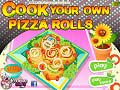 Игра Pizza Rolls