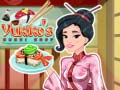 Cluiche Yukiko's Sushi Shop