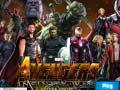 Mäng Avengers Infinity War Hidden Spots