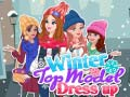 Jeu Winter Top Model Dress Up