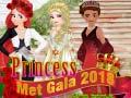 Spel Princess Met Gala 2018