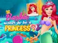 Jeu Barbie Wants To Be A Princess