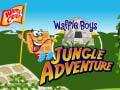 Waffle Boys Jungle Adventure ﺔﺒﻌﻟ