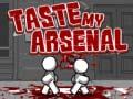 Spiel Taste my arsenal