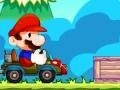 Gioco Mario Car Run