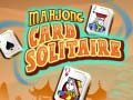 Gioco Mahjong Card Solitaire