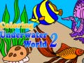 Gra Сoloring Underwater World 2