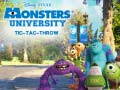 Spēle Monsters University Tic-Tac-Throw