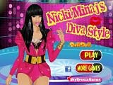 Juego Nicki Minaj Dress Up