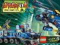 Žaidimas Lego Alien Conquest: Invasion from planet