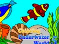 Mäng Coloring Underwater World 5